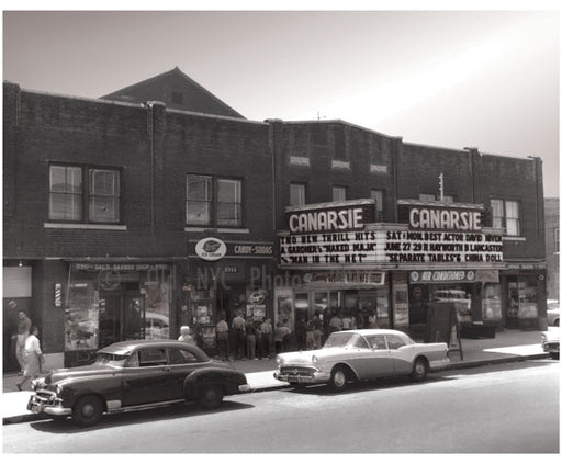 Canarsie theater Old Vintage Photos and Images