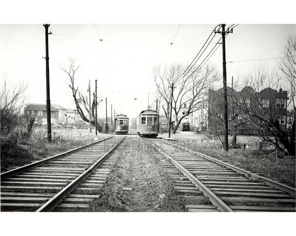 Canarsie Trolley 1940s Old Vintage Photos and Images