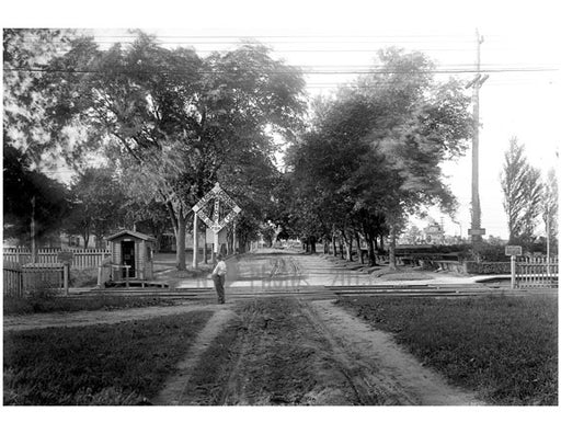 Central Ave 1911 Old Vintage Photos and Images