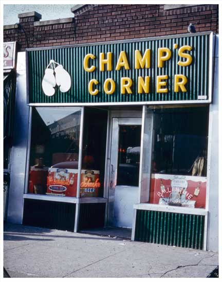 Champs Corner Old Vintage Photos and Images