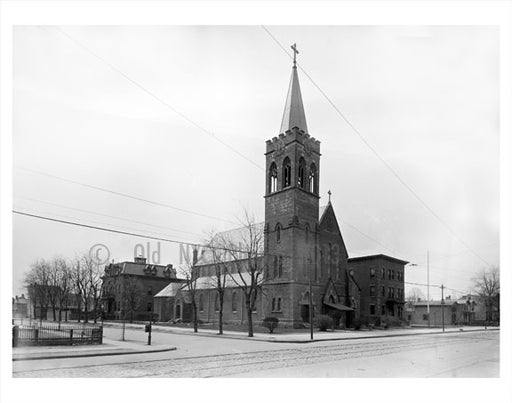 Church Ave East Flatbush Old Vintage Photos and Images