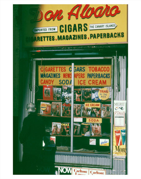 cigar shop Old Vintage Photos and Images