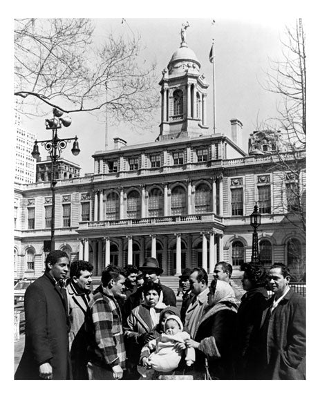 City Hall - Court Street  - tennants there to report raw sewage in their basement Old Vintage Photos and Images