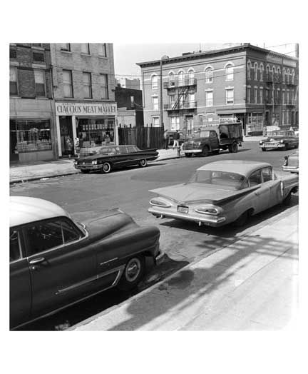Classic Cars - Dyker Heights - Brooklyn NY Old Vintage Photos and Images