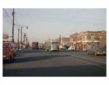 Coney Island Avenue Old Vintage Photos and Images