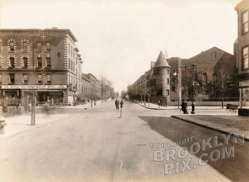 Decatur Street east to Lewis Avenue, 1929