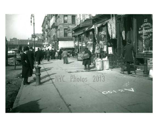 Delancey & Chrystie - 1908 Old Vintage Photos and Images