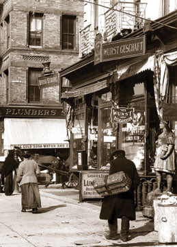 Delancey & Chrystie Sts. Manhattan 1908 Old Vintage Photos and Images