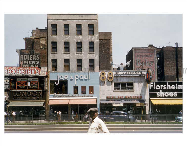 Delancy & Orchard NYNY 77 Old Vintage Photos and Images