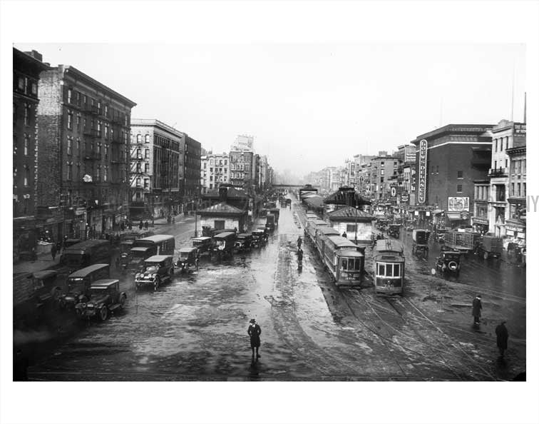 Delancy Street 21  Old Vintage Photos and Images