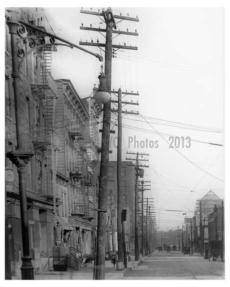 Driggs Ave - Williamsburg - Brooklyn, NY  1921 B Old Vintage Photos and Images