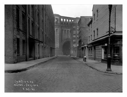 Water St & Jay St Dumbo Brooklyn NY Old Vintage Photos and Images