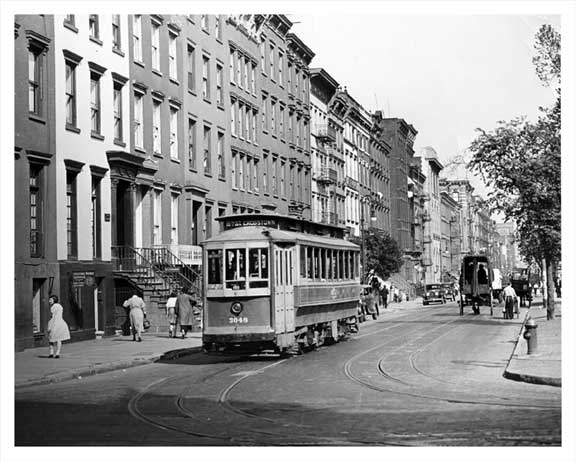 East 10th Street 1934 Old Vintage Photos and Images