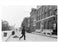 East 35th Street looking East toward 2nd Avenue - St. Gabriels Park at left - Murray Hill Manhattan 1914 NYC Old Vintage Photos and Images