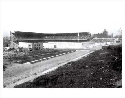 Ebbets Field Empty