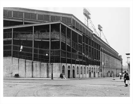 Ebbets Field Side