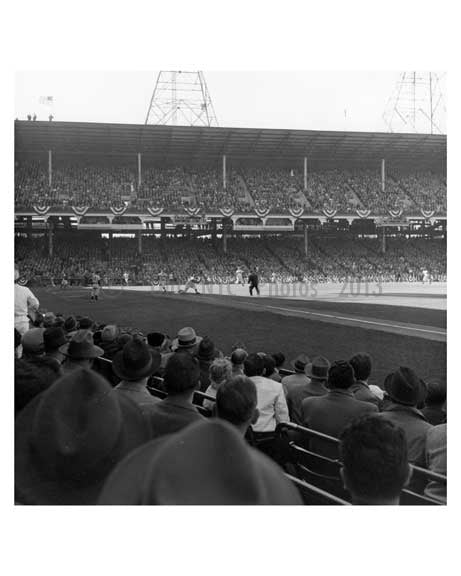 Ebbets Field World Series 1956 1