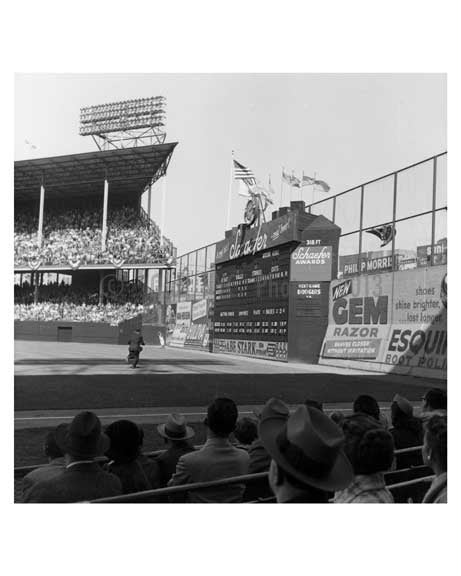 Ebbets Field World Series 1956 2