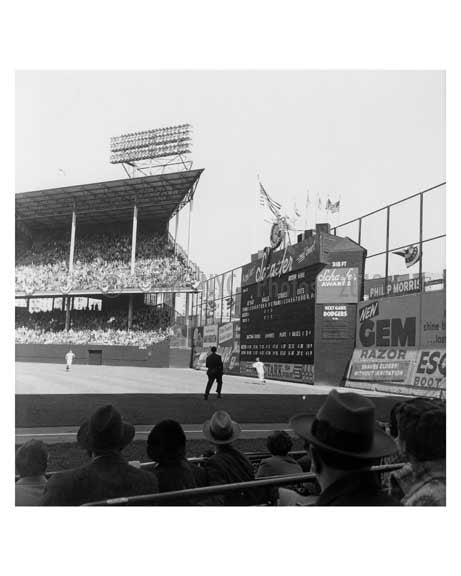 Ebbets Field World Series 1956 3