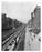 Elevated L Train Tracks - 2nd Avenue - Murray Hill Manhattan 1914 NYC Old Vintage Photos and Images