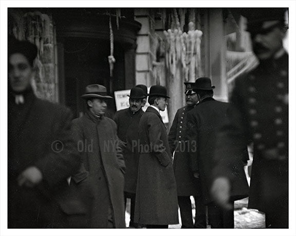 Equitable Fire Co. 1912 Financial District B Old Vintage Photos and Images