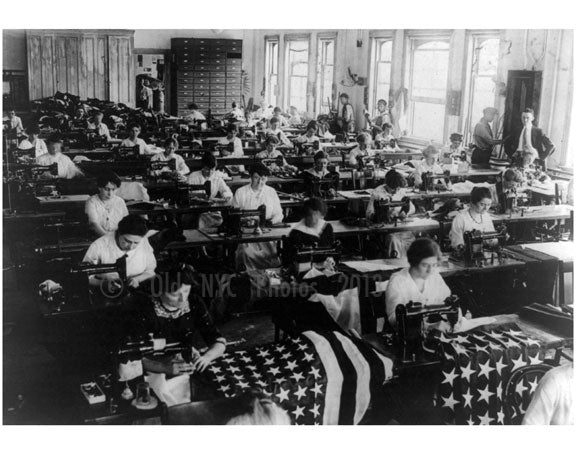 Flag shop - Brooklyn Navy Yard Old Vintage Photos and Images