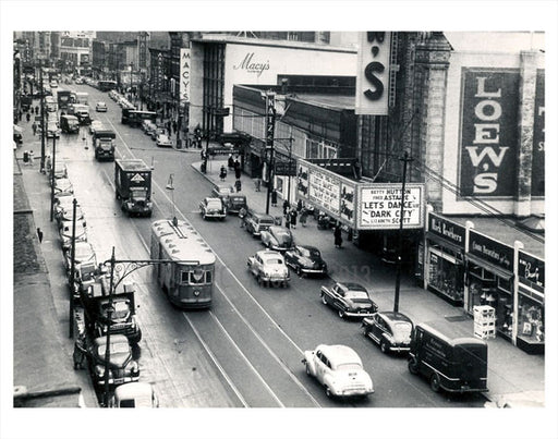 Flatbush  1948 Old Vintage Photos and Images