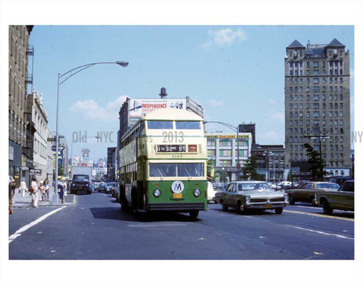 Flatbush Ave & Atlantic Avenue Old Vintage Photos and Images