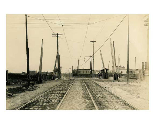 Flushing Avenue 1911 - Maspeth - Queens NY Old Vintage Photos and Images