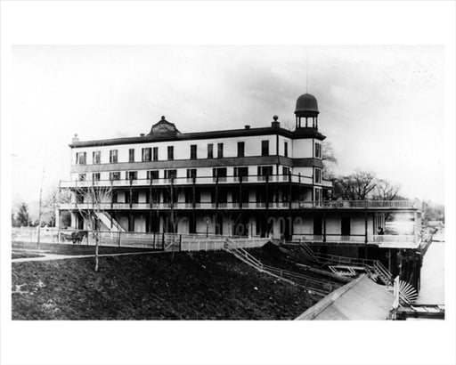 Fort Lowry Hotel 1887 The Dunning