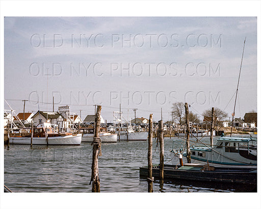 Freeport LI 1951 Water View Old Vintage Photos and Images