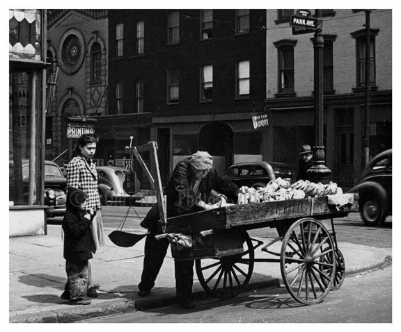 Fruit Vendor Old Vintage Photos and Images