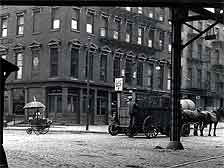 Fulton and Water Streets Old Vintage Photos and Images
