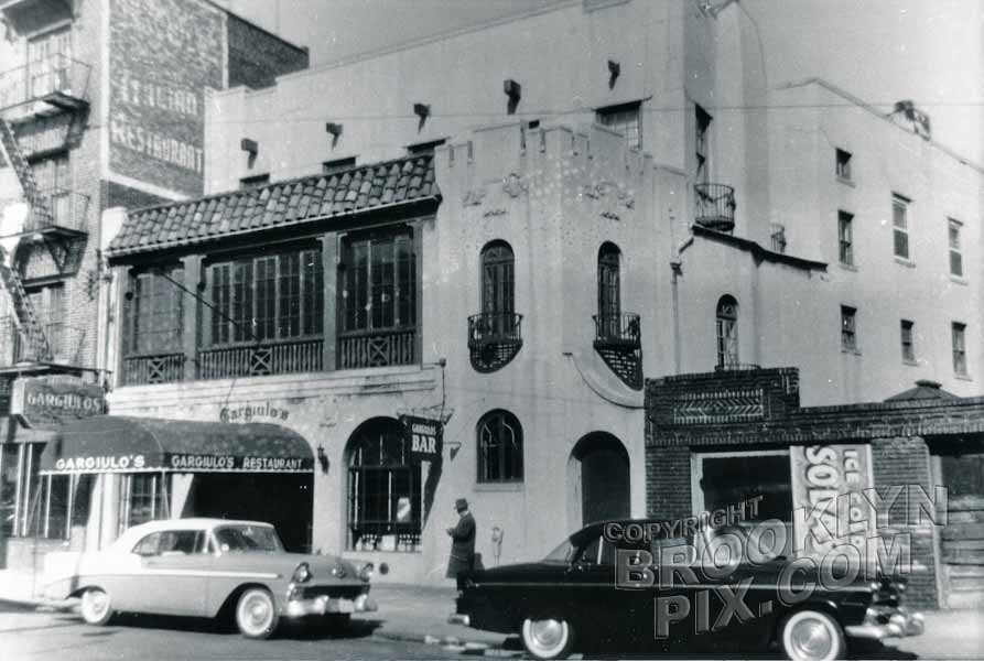 Gargiulo's Restaurant, West 15th Street, 1960 Old Vintage Photos and Images