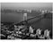George Washington Bridge - from the northeast looking southeast Old Vintage Photos and Images