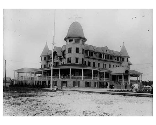 Germania Hotel 1905 - Rockaway Queens NY Old Vintage Photos and Images