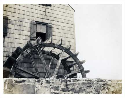 Gerritsen Mill 1 - Gerritson Beach Brooklyn NY Old Vintage Photos and Images