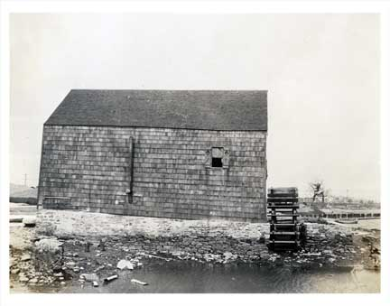 Gerritsen Mill 2  Gerritson Beach Brooklyn NY Old Vintage Photos and Images
