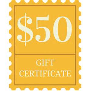 Gift Certificate $50 Old Vintage Photos and Images