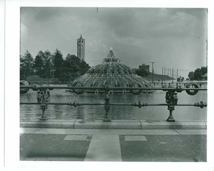 Grand Fountain Old Vintage Photos and Images