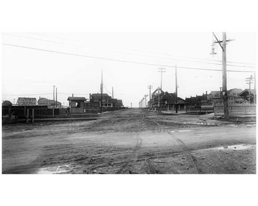 Grandview Ave - Rockaway Queens NY Old Vintage Photos and Images