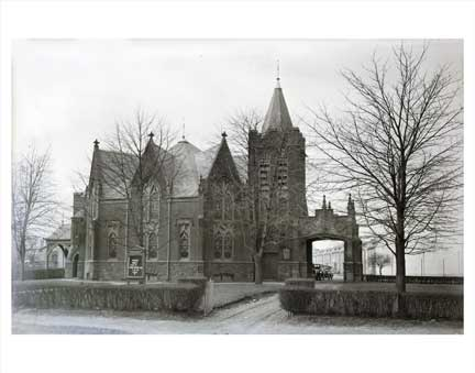 Church in Gravesend Brooklyn NY Old Vintage Photos and Images