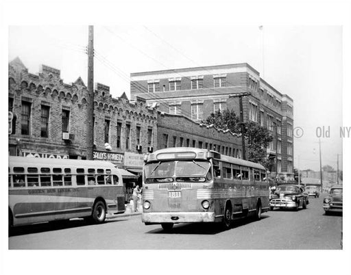 Green Bus Line Inc. Old Vintage Photos and Images