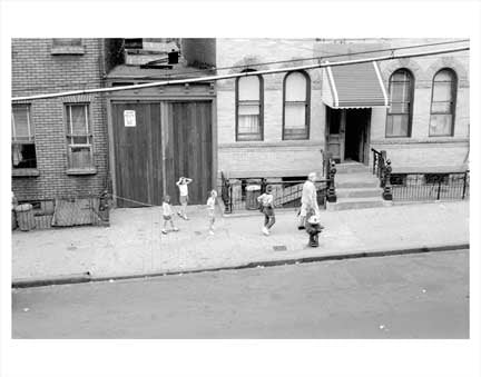 Greene Ave Bedford-Stuyvesant Brooklyn NY Old Vintage Photos and Images