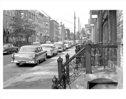 Greene Ave 2 Bedford-Stuyvesant Brooklyn NY Old Vintage Photos and Images