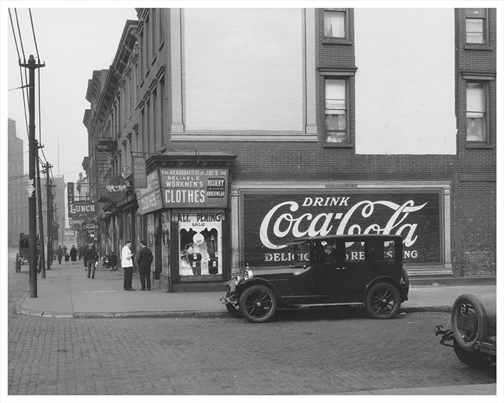 Manhattan Avenue Greenpoint Brooklyn - 1928