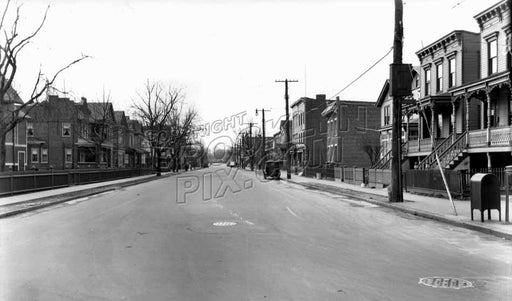 Greenwood Avenue, 1928 Old Vintage Photos and Images