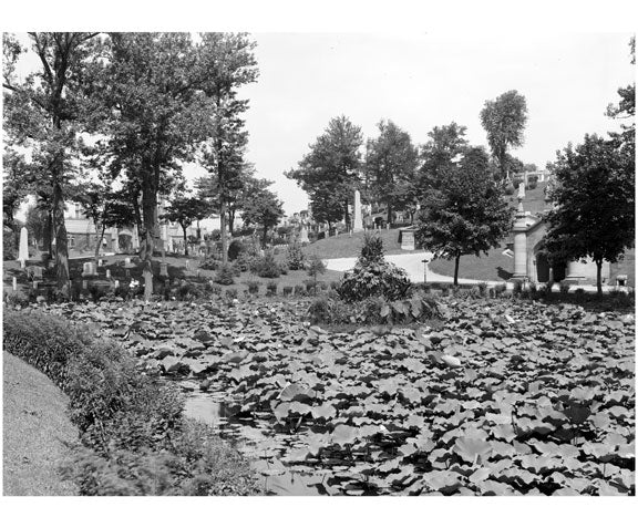Greenwood Cemetary Old Vintage Photos and Images