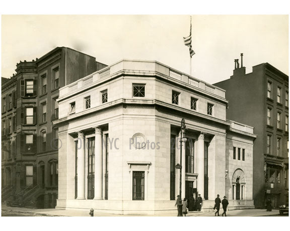 Guaranty Trust Co. Bldg - Madison Avenue & 60th Street 1918 Old Vintage Photos and Images