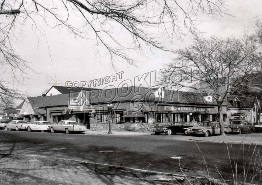 Hamilton House Restaurant, 4th Avenue and 101st Street, Feb, 1961